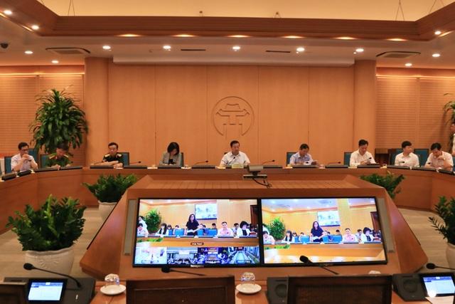 Nâng cảnh báo nguy cơ bùng phát dịch tại Hà Nội lên mức độ cao - 1