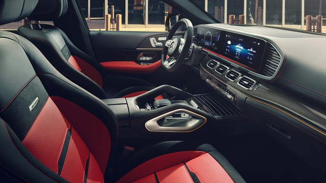 Mercedes-AMG GLE Coupe giá 5,35 tỷ đồng - Cạnh tranh BMW X6, Cayenne Coupe - 3