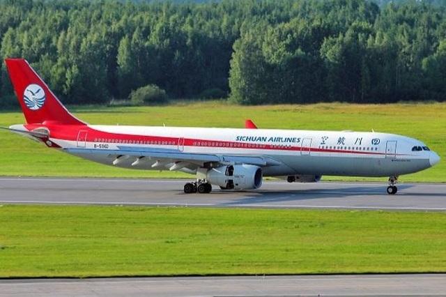 Hãng hàng không Trung Quốc ngừng vận chuyển vật tư y tế cho Ấn Độ - 1