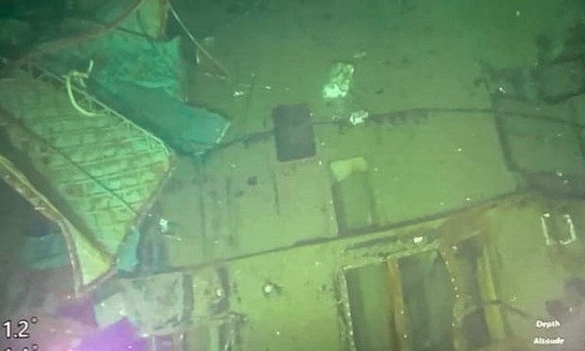 Xuất hiện video thủy thủ tàu ngầm Indonesia ca hát trước khi gặp nạn - 2