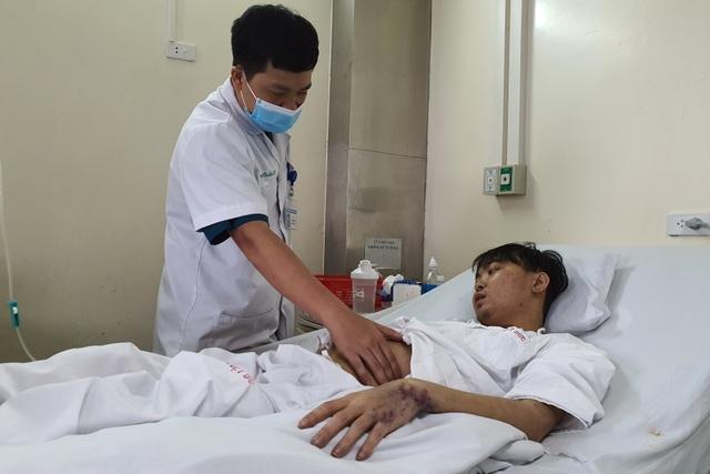 Chàng trai từng được người chết não tái sinh, đau lòng thêm một lần kêu cứu - 1