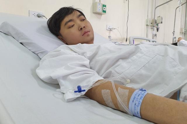 Chàng trai từng được người chết não tái sinh, đau lòng thêm một lần kêu cứu - 2