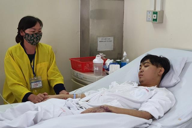 Chàng trai từng được người chết não tái sinh, đau lòng thêm một lần kêu cứu - 3