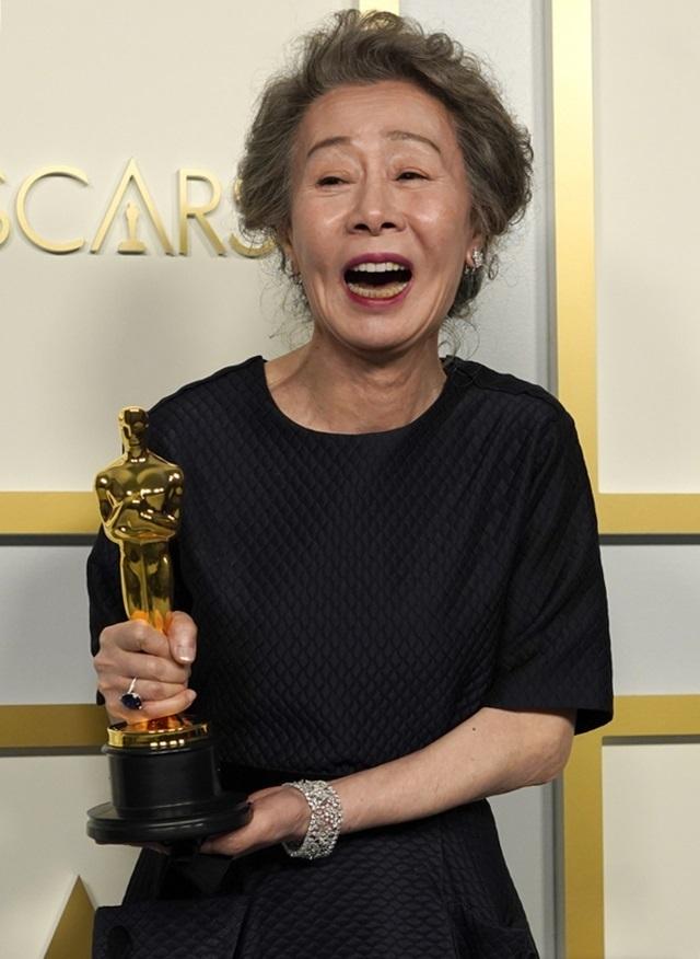 Những điều chưa biết về diễn viên Hàn Quốc đầu tiên giành giải Oscar - 1