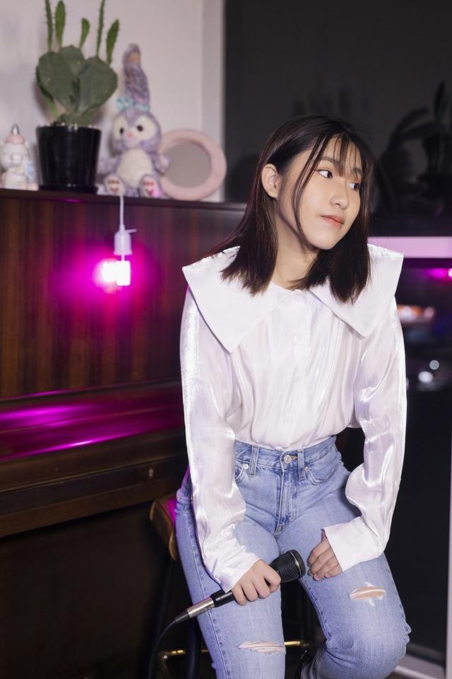 Ju Uyên Nhi gây sốt khi cover bản hit bằng tiếng Hàn - 2