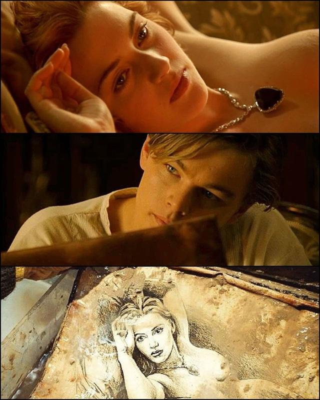 Kate Winslet sợ nhất điều gì khi nghĩ về Titanic? - 1