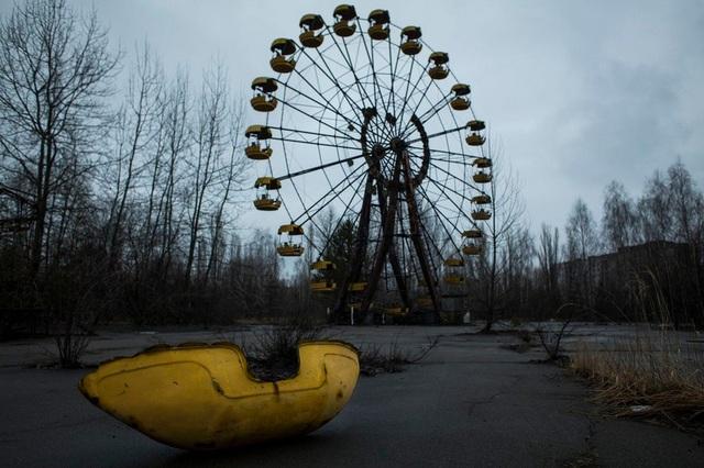 35 năm và sự thật về cuộc sống hồi sinh sau thảm họa hạt nhân ở Chernobyl - 1