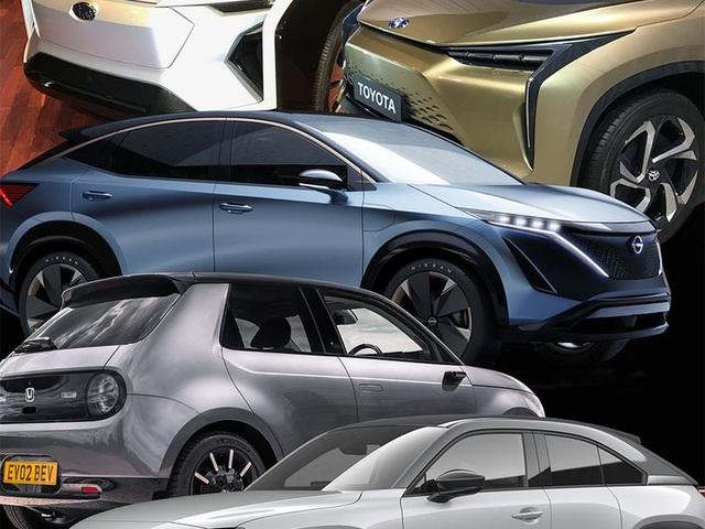 Toyota, Daihatsu, Mazda, Subaru và Suzuki thống nhất bắt tay hợp tác - 1