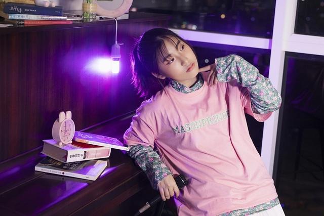 Ju Uyên Nhi gây sốt khi cover bản hit bằng tiếng Hàn - 3