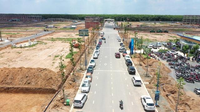 Cận cảnh khu đô thị có hạ tầng và pháp lý hoàn thiện liền kề sân bay Long Thành - 2