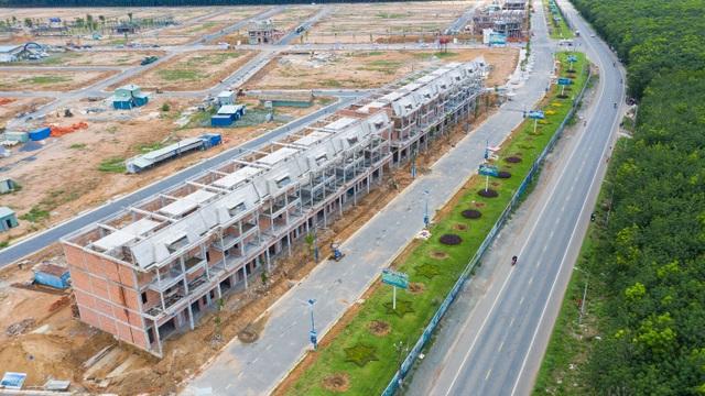 Cận cảnh khu đô thị có hạ tầng và pháp lý hoàn thiện liền kề sân bay Long Thành - 3