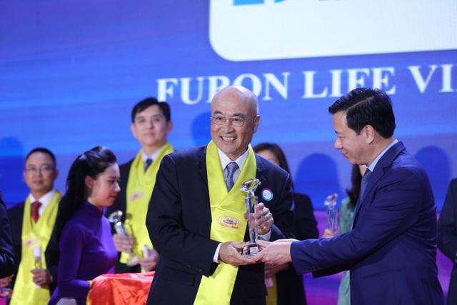 Tận tâm phát triển bền vững, Fubon Life Việt Nam nhận giải thưởng Rồng Vàng lần 8 - 2