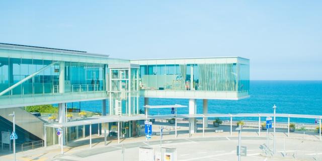 7 nhà ga tàu điện đẹp nhất Nhật Bản - 5