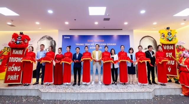 Amway Việt Nam được vinh danh là DN FDI 10 năm kinh doanh thành công liên tục ở Việt Nam - 2