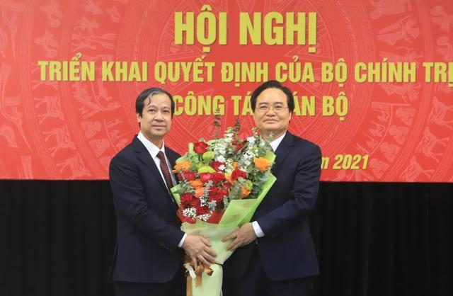 Ông Phùng Xuân Nhạ làm Phó Trưởng Ban Tuyên giáo Trung ương - 3
