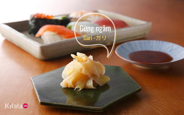 Những điều ít người biết về sushi - món ăn tinh hoa của người Nhật - 3