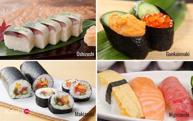 Những điều ít người biết về sushi - món ăn tinh hoa của người Nhật - 1