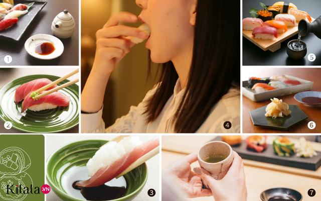 Những điều ít người biết về sushi - món ăn tinh hoa của người Nhật - 4