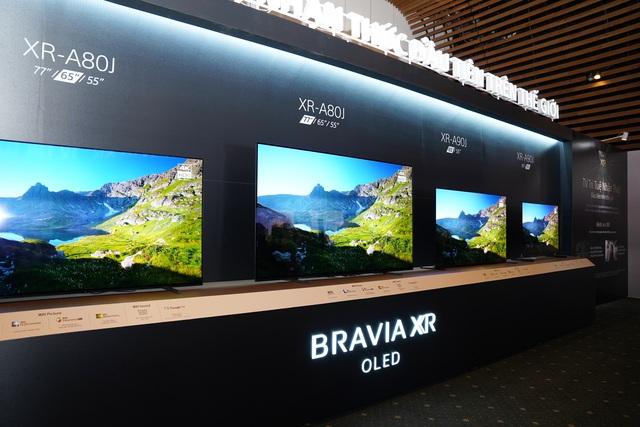 Sony ra mắt loạt TV BRAVIA XR tại Việt Nam, tích hợp trí tuệ nhận thức - 1
