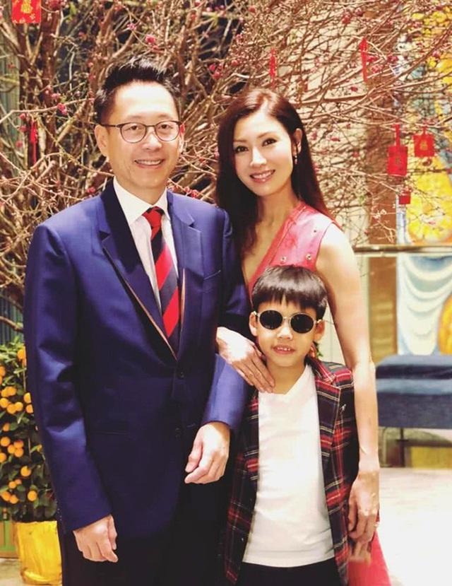 Ngưỡng mộ nhan sắc không tuổi của Hoa hậu đẹp nhất Hồng Kông - 6