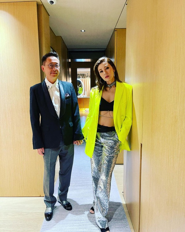 Ngưỡng mộ nhan sắc không tuổi của Hoa hậu đẹp nhất Hồng Kông - 5