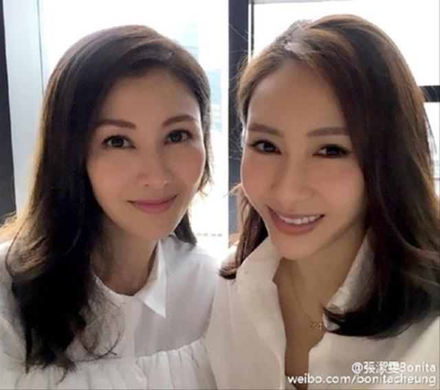 Ngưỡng mộ nhan sắc không tuổi của Hoa hậu đẹp nhất Hồng Kông - 9