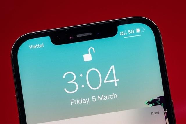 Người dùng iPhone 12 đã có thể sử dụng 5G tại Việt Nam - 1