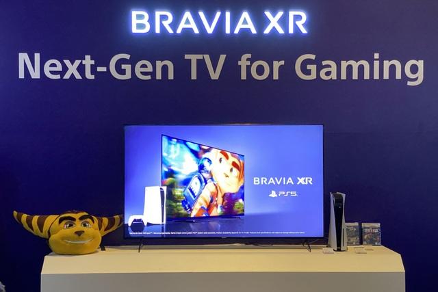Sony ra mắt loạt TV BRAVIA XR tại Việt Nam, tích hợp trí tuệ nhận thức - 2