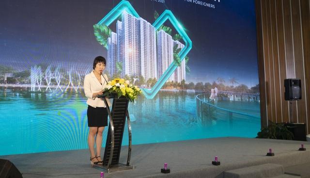 Lễ ký kết hợp tác và phân phối quỹ căn nước ngoài dự án Imperia Smart City - 2