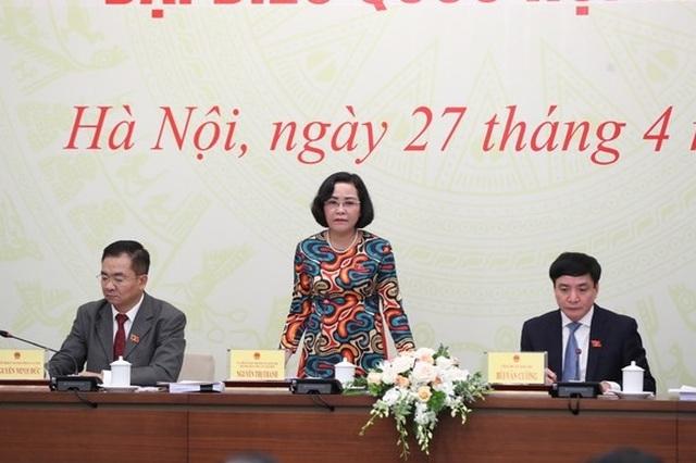 Bộ Công an trả lời Quốc hội về ứng viên đại biểu Nguyễn Quang Tuấn - 1