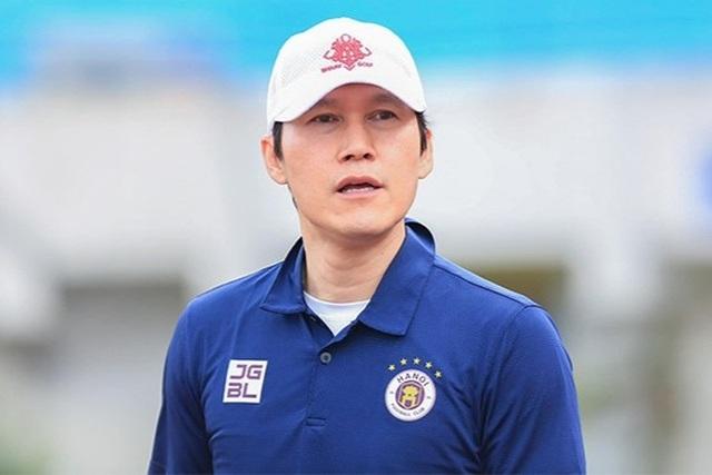 Thuyền trưởng CLB Hà Nội nhận lời khuyên từ HLV Park Hang Seo - 1