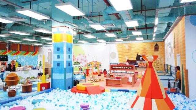Tiny Kidzooona - địa điểm vui chơi trẻ em yêu thích mới tại Hà Nội - 2