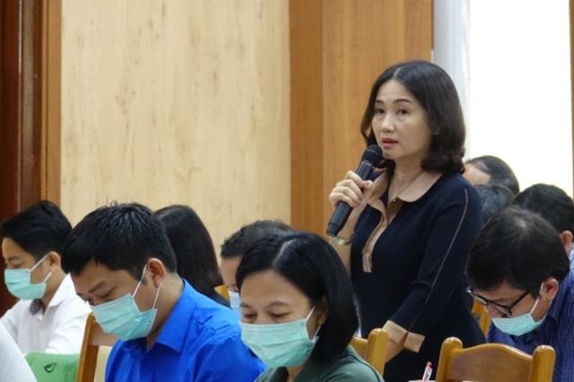 Bí thư Tỉnh ủy Quảng Ngãi đối thoại về chính sách việc làm, khởi nghiệp - 3