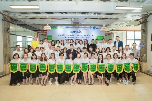 1000 học sinh tham gia hội thi tiếng Anh trẻ em toàn quốc - 2