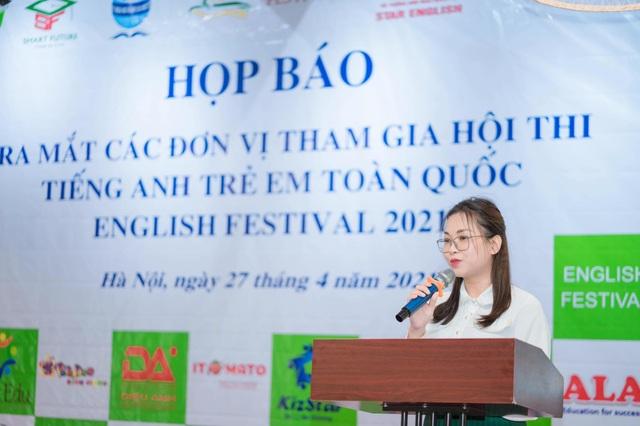 1000 học sinh tham gia hội thi tiếng Anh trẻ em toàn quốc - 3