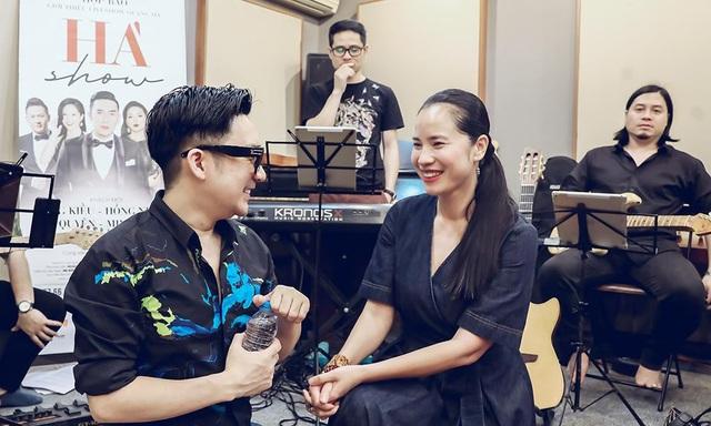 Á hậu đông con nhất showbiz Ngô Thúy Hà tái xuất xinh đẹp ở tuổi 40 - 6