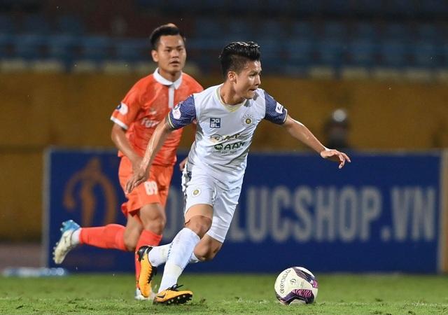 CLB Hà Nội thua sốc Bình Định trong ngày HLV Park Choong Kyun ra mắt - 4