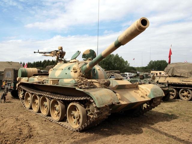 Húc đổ tung cổng Dinh Độc Lập, xe tăng T-59 thiện chiến ra sao? - 4