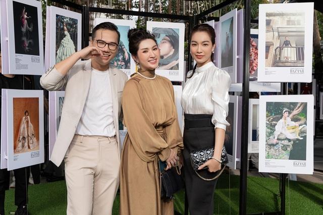 Nguyễn Hồng Nhung hài lòng với cuộc sống hiện tại - 5