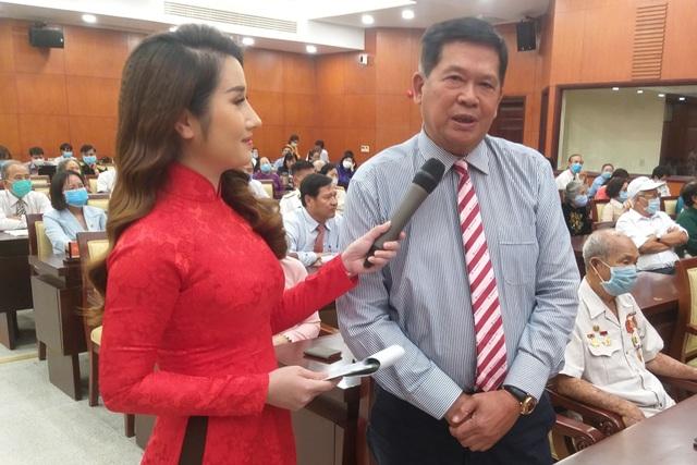 Bí thư Nguyễn Văn Nên cảm ơn những trí thức lựa chọn phụng sự tổ quốc - 2