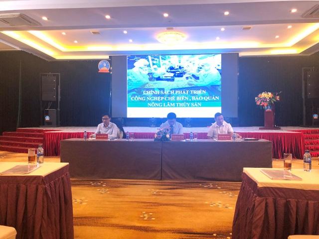 Giải pháp cho bài toán khó khăn trong ngành chế biến nông sản Việt? - 1