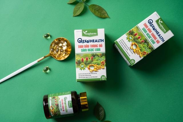 GREEN HEALTH - Sự kết hợp tinh hoa từ Tinh dầu Thông Đỏ và Sâm Ngọc Linh - 4