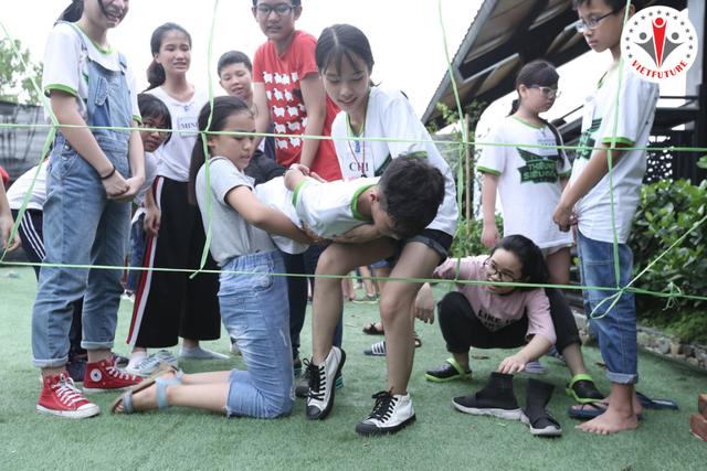 Trại hè siêu đẳng - Món quà trưởng thành cha mẹ dành cho con - 2