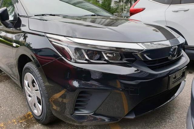 Honda City thêm phiên bản E giá 499 triệu đồng, dùng vành thép và ghế nỉ - 1