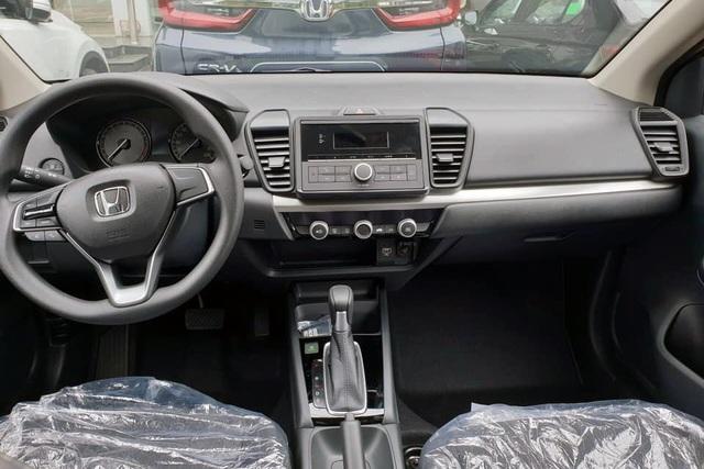 Honda City thêm phiên bản E giá 499 triệu đồng, dùng vành thép và ghế nỉ - 2