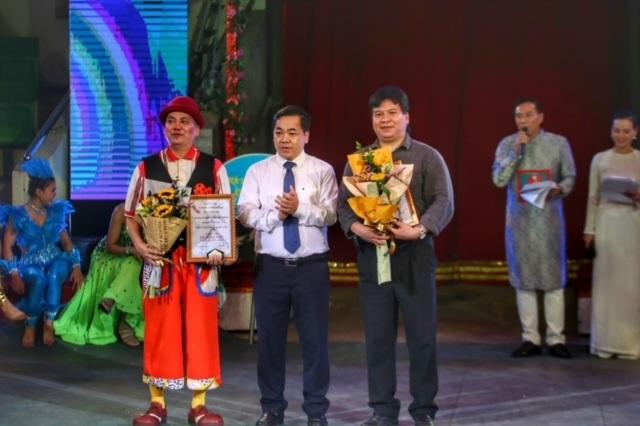 Sắc sen giành giải Nhất cuộc thi Tài năng Xiếc toàn quốc 2021 - 3
