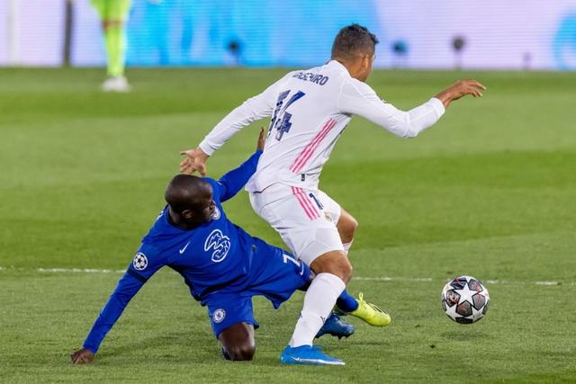 Con quái vật khiến Real Madrid tê liệt, HLV Zidane khiếp sợ - 1