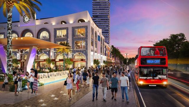Khách hàng đổ xô đầu tư Shophouse mặt đường lớn dự án Vega City Nha Trang - 2