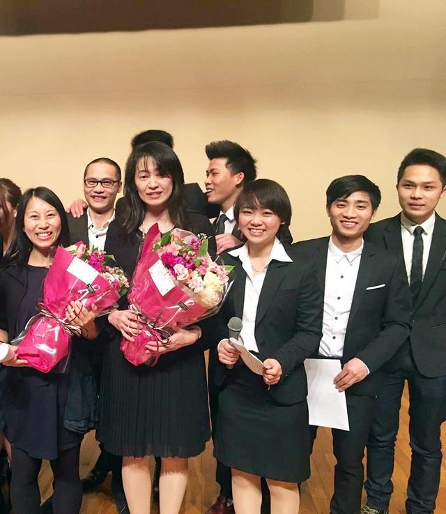 Cứu giúp cụ ông bị nạn, 9x Việt tại Nhật Bản được khen tặng - 3