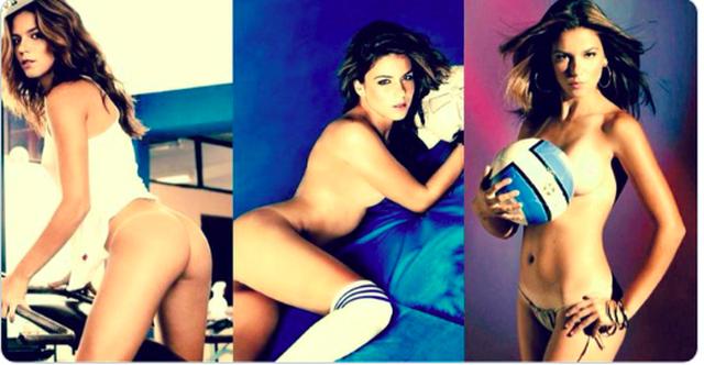 Những nữ cầu thủ xinh đẹp, quyến rũ bậc nhất của Brazil - 1